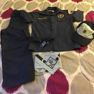 Other - Cub Scouts uniform for Bear Cub-(neckerchief sold